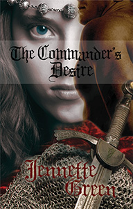 The Commander's Desire by Jennette Green