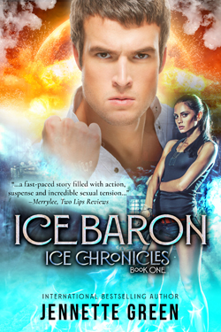 Ice Baron (Ice Chronicles)