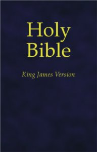 KJV Bible, King James Version of the Holy Bible